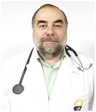 DR. J. CARLOS MORENO DE VEGA LOMO. Médico especialista en cardiología y pruebas de diagnóstico cardiológico no invasivas