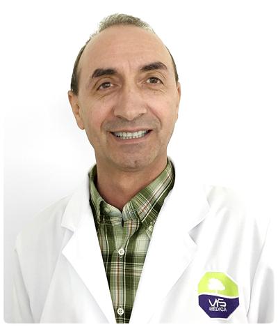 DR. LUIS FRANCISCO CALVO ALDEA. Médico especialista en traumatología, cirugía ortopédica y traumatología.
