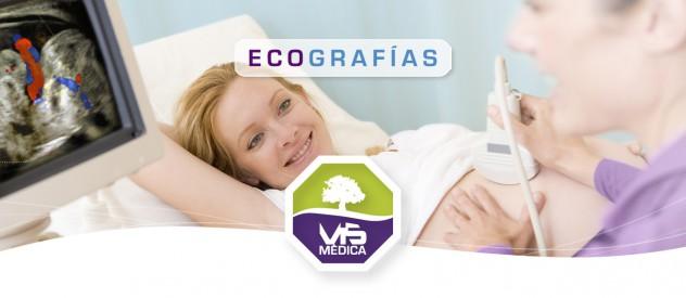 Ecografías en VIS Médica