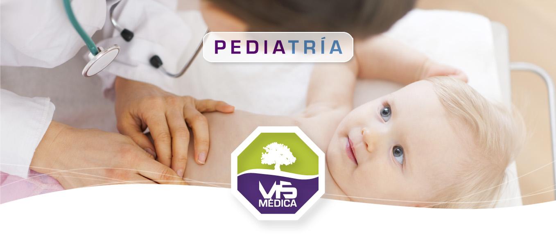 Pediatría en VIS Médica