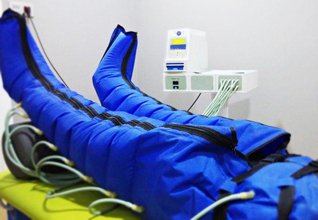 Presoterapia, Vis Médica